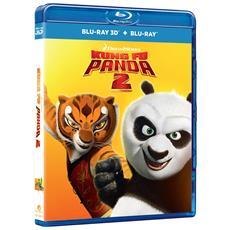 Kung Fu Panda 2 (Blu-Ray 3D+Blu-Ray) - Disponibile dal 20/06/2018