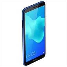 "Y5 (2018) Blu Dual Sim Display 5.45"" Quad Core Ram 2GB Storage 16GB +Slot MicroSD WiFi - 4G Fotocamera 8Mpx Android"