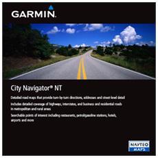 Mappe della terra Garmin City Navigator 010-11379-00 - Europa - Germany, Austria, Switzerland, Liechtenstein, Italia, Francia - Driving