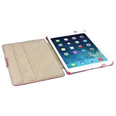 """V10T26C14 9.7"""" Custodia a libro Rosa custodia per tablet"""