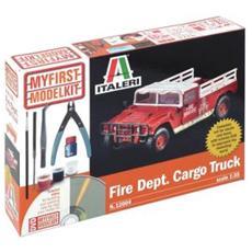 Fire Dept. Cargo Truck 1:35 (myfirstmod)