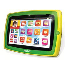 LISCIANI GIOCHI - 51465 - Tablet Bambini Mio Tab Smart Kid HD Schermo 7''