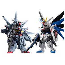 Figure Gundam Freedom & Providence