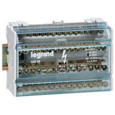 004880 - Morsettiere-100a 2p 4m