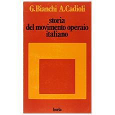Storia del movimento operaio italiano
