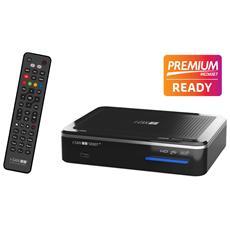 Ricevitore Digitale Terrestre HEVC MHP DVB-T2 HEVC HD Ethernet WI-FI 1 Slot