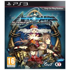 Ps3 Ar Nosurge: Ode To An Unborn Star Playstation 3