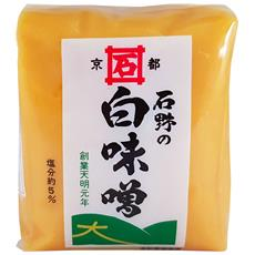 Miso Bianco Ishino Saikyo - 500 G
