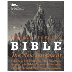 Images from the Bible. The New Testament. Con CD-ROM