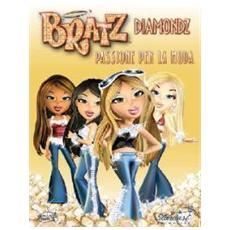 Dvd Bratz - Diamondz - Passione Per La M