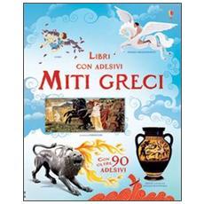 Miti greci. Con adesivi