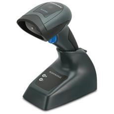 Scanner di codici a barre portatile Datalogic QuickScan I QBT2430 - Nero - Wireless Connettività - 1D, 2D - Imager - Omnidirezionale - Bluetooth