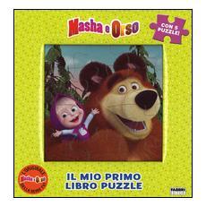 Masha E Orso - Il Mio Primo Libro Puzzle