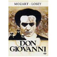 Dvd Don Giovanni (losey)