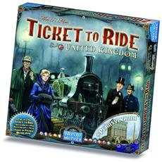 Ticket to Ride esp. United Kingdom