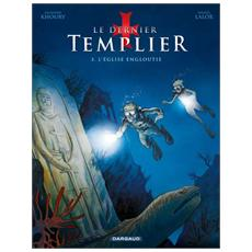 Weird Tales #20 - L'Ultimo Templare #02