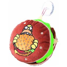 Simpsons Mini Cushion With Suction Cup Burger 18 Cm