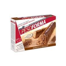 Pesoforma Barrette Al Cioccolato 372g