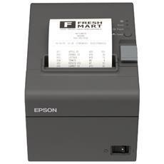 Stampante Termica Barcode TM-T20II Ethernet USB 2.0