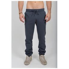 Pantalone Uomo American Classic Pants Polsino Grigio Xxl