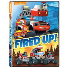 Dvd Blaze E Le Mega Macchine-blaze E Il