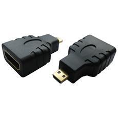 Adapter Micro HDMI M - HDMI F