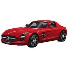 DieCast 1:18 Auto Mercedes Benz SLS Amg 2colori (Sogg. Casuale) 50106