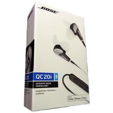 Quietcomfort Qc 20i Cuffie Acoustic Noise Cancelling® Per Dispositivi Apple