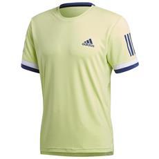 Magliette Adidas Club 3 Stripes Abbigliamento Uomo