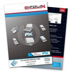 FX-Clear, Cowon iAudio A2, Cowon iAudio A2, Lettore MP3 / MP4, Cowon, Trasparente