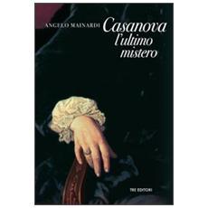 Casanova, l'ultimo mistero