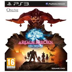 PS3 - Final Fantasy XIV - A Realm Reborn