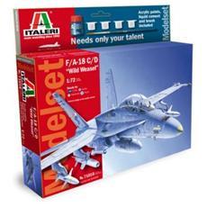 Model Set F / A-18 C / D Wild Weasel 1:72