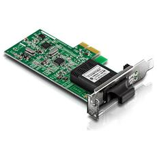 100base-fx Multi-mode Sc-type Pci Express Low Profile Adapter In