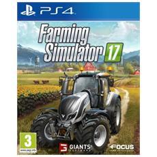 PS4 - Farming Simulator 17