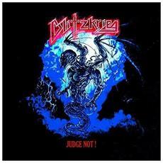 Blitzkrieg - Judge Not (Green Vinyl)