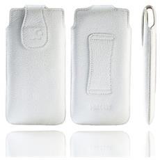 41749843 Custodia a scorrimento Bianco custodia MP3 / MP4