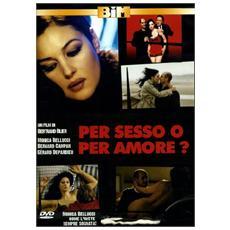 Dvd Per Sesso O Per Amore?
