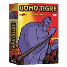 Dvd Uomo Tigre 1 - Box 04 (5 Dvd)