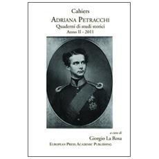Cahiers Adriana Petracchi