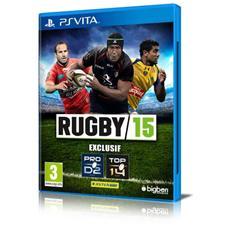 PSVITA - Rugby 15