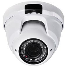 Telecamera Ip 2mpx 1080p Dome 2.8-12mm Ir - Lite Version