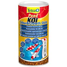 Mangime Specifico Pond Koi Colour&growth 1l