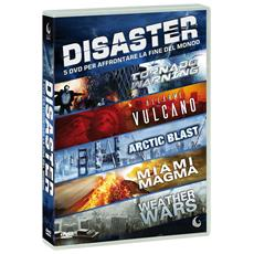 Dvd Disaster (box 5 Dvd)
