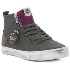 Sneakers Donna Durden Colors 38 Grigio Viola