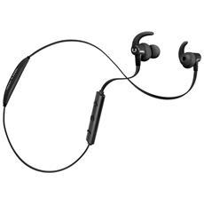 Auricolari Lace Wireless Sports Earbuds Bluetooth - Nero RICONDIZIONATO