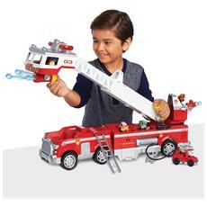 6043989 - Paw Patrol - Mega Camion Dei Pompieri Di Marshall