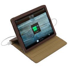 AB420 Custodia a tasca Marrone compatibile Apple iPad 2