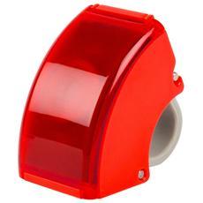 Luce Posteriore a LED per Bici Colore Rosso