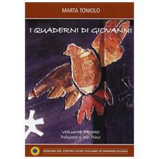 I quaderni di Giovanni. Vol. 1